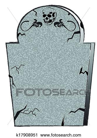 Clipart pierre tombale k17908951 recherchez des clip arts des illustrations des dessins et - Pierre tombale dessin ...