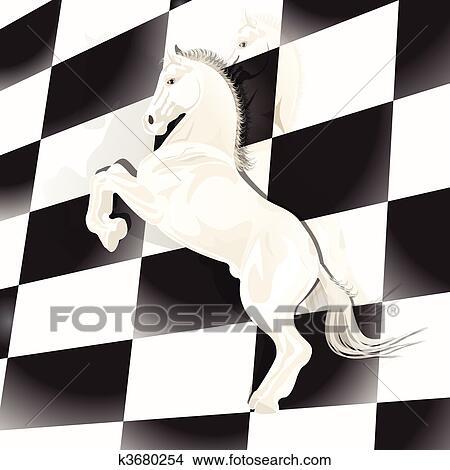 Clipart - schach. Fotosearch - Suche Clip Art, Illustration Wandbilder, Zeichnungen und Vector EPS grafische Bilder