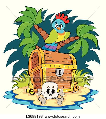 Bone Pirate The Islands