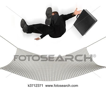 Clipart of Safety Net k3712371 - Search Clip Art ...