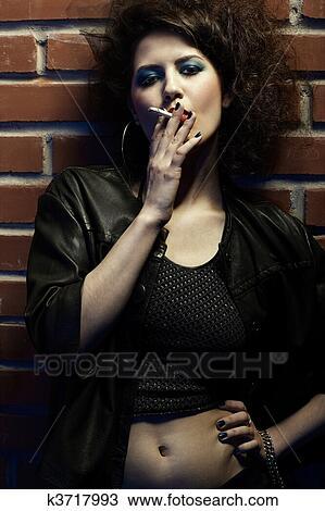 Le résultat cessant de fumer