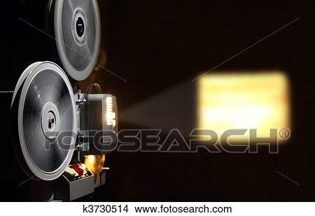 Movie projector Stock Photo Images. 4,825 movie projector royalty ...
