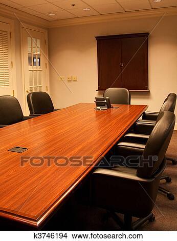 会议室, 桌子