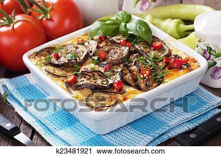 Мусака с баклажанами рецепт с фото