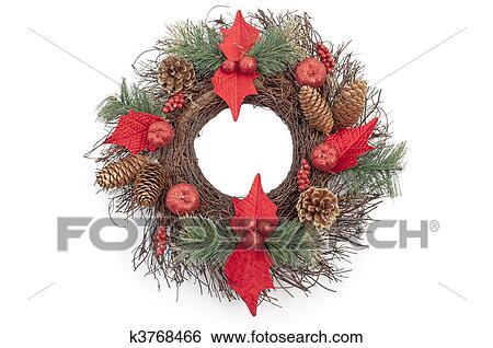 创意设计图片在线 - 圆形, 松果, 装饰 k3768466图片