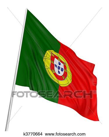 Dessins 3d drapeau portugais k3770664 recherche de clip arts d 39 illustrations et d 39 images - Dessin drapeau portugal ...