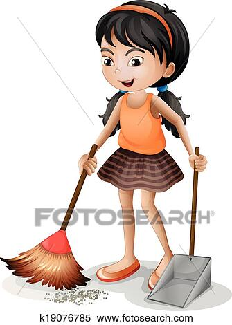 Obedient cleaning lady graphic novel 6