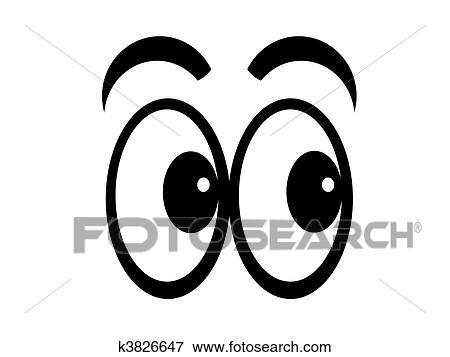 eye clip arts
