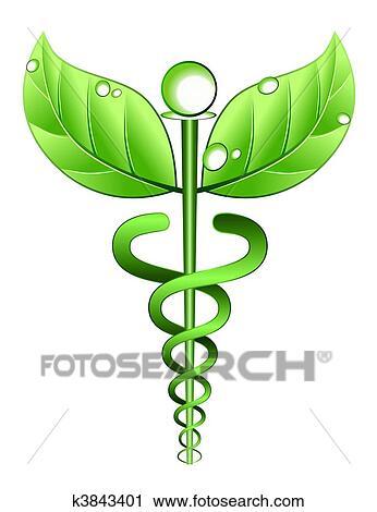 Clipart of Alternative Medicine Symbol k3843401 - Search Clip Art ...