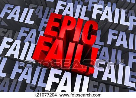 Epic Fail Clipart Drawing an Epic Fail
