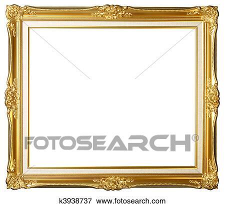 bild altmodisch gold bilderrahmen k3938737 suche stockfotografie fotos drucke bilder und. Black Bedroom Furniture Sets. Home Design Ideas