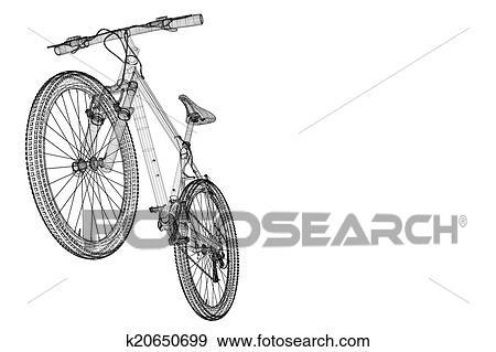 - 山, 自行车