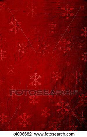 剪贴画 - 雪花, 圣诞节
