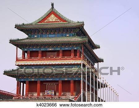 北京, 天安门
