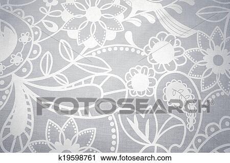 banques de photographies blanc dentelle fond texture ou papier peint k19598761. Black Bedroom Furniture Sets. Home Design Ideas