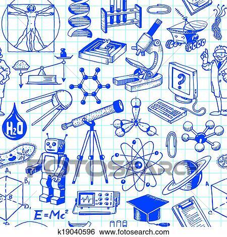 剪贴画 - 科学, 教育,