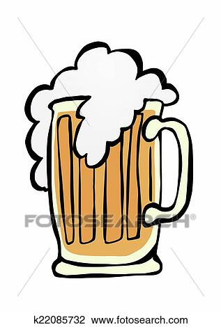 clip art of doodle beer k22085732 search clipart illustration rh fotosearch com doodle clipart png doodle arrow clipart