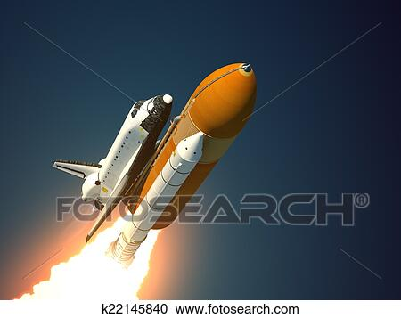 new space shuttle illustration - photo #35
