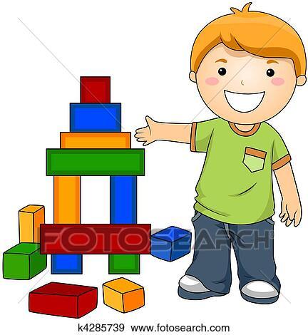 blocks clip art