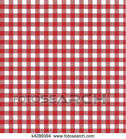 picnic blanket clipart. red vector checkered picnic cloth blanket clipart