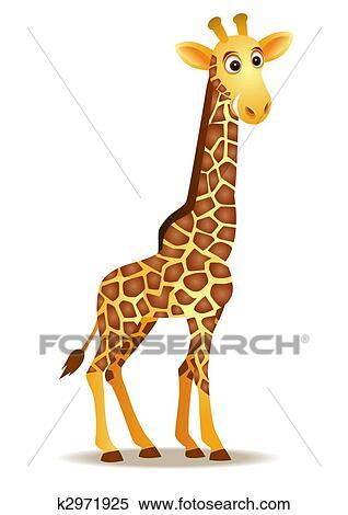 K2971925 - Cartone animato giraffe immagini ...