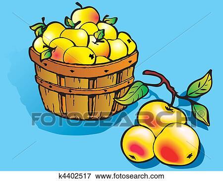 剪贴画 - 苹果
