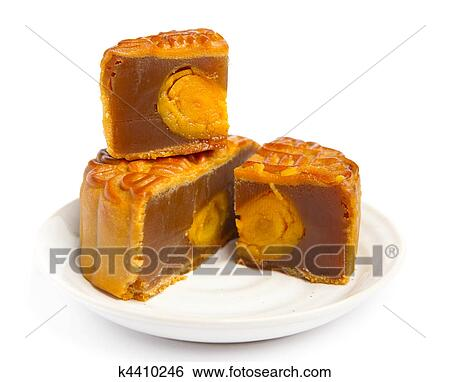 Stock Images of moon cake for chinese mid autumn festival ...