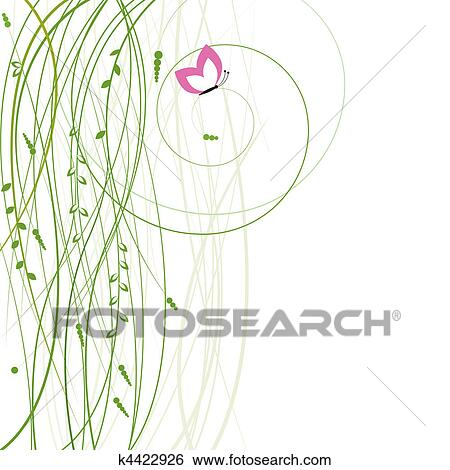 clipart r 233 sum 233 fond 224 butterfly k4422926