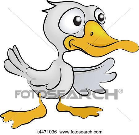Clipart canard illustration k4471036 recherchez des - Illustration canard ...