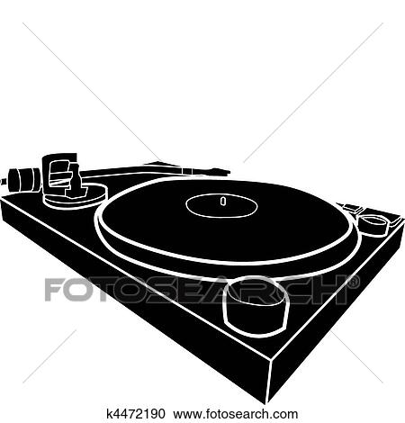 Decks dj Art Clipart dj Decks