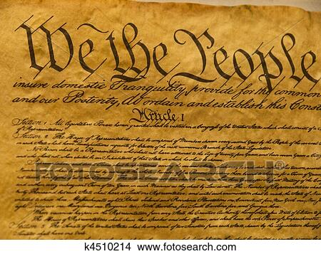 the constitution and ethics