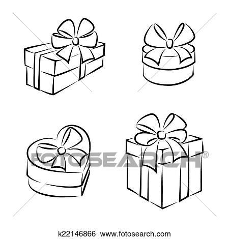 clip art geschenk boxt k22146866 suche clipart poster illustrationen zeichnungen und eps. Black Bedroom Furniture Sets. Home Design Ideas