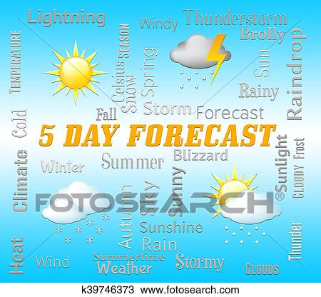 five day forecast 7-day forecast: kansas city check out kctv5's weather blog for weather updates and the latest from the stormtrack 5 weather center storm chasers more.