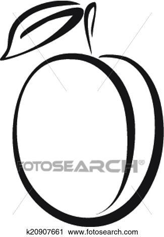 Plum Clipart