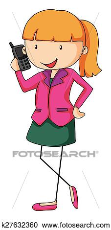 clipart of businesswoman k27632360 search clip art illustration rh fotosearch com free clipart businesswoman businesswoman clipart free download