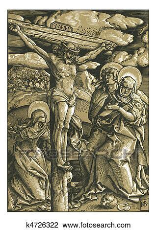 crucifiction de jesus christ