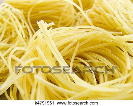 Stock Photography of spaghetti nests k4791961 - Search Stock Photos, Pictures, Prints, Images, and Photo Clip Art - k4791961.jpg