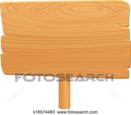 clipart holzbrett symbol wei backgrou k16574493. Black Bedroom Furniture Sets. Home Design Ideas