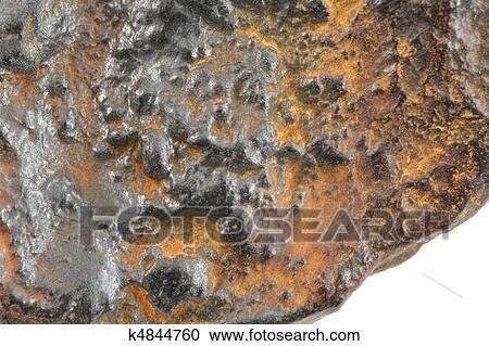 Banques de photographies m t orite k4844760 recherchez des photos des im - Meteore et meteorite ...