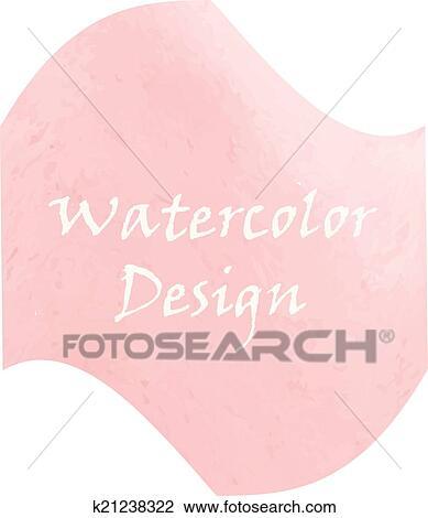 clipart aquarell pfirsich farbe k21238322 suche clip art illustration wandbilder. Black Bedroom Furniture Sets. Home Design Ideas