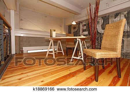 Stock afbeeldingen reconstructed mezzanine kantoor k18869166 zoek stockfotografie poster - Kind mezzanine kantoor ...
