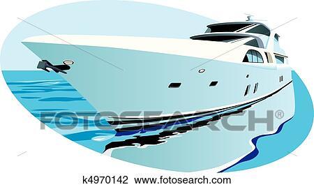 Clip Art Yacht Clipart yacht clipart royalty free 13548 clip art vector eps luxury yacht