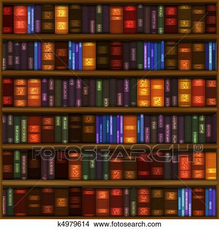 Book shelves Clipart and Stock Illustrations. 3,714 book shelves ...