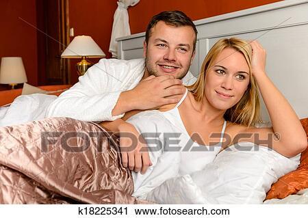 Фото муж с женой в постели 28174 фотография