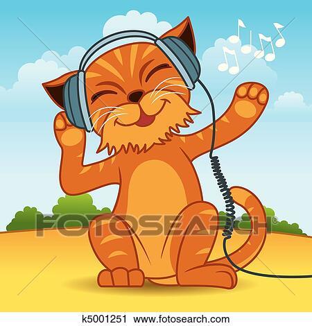 Clipart gatto cartone animato k5001251 cerca clipart for Gatto clipart