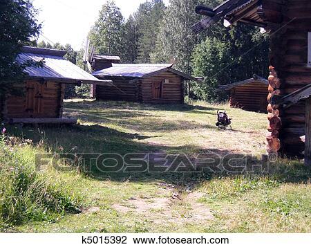 木制, 房子