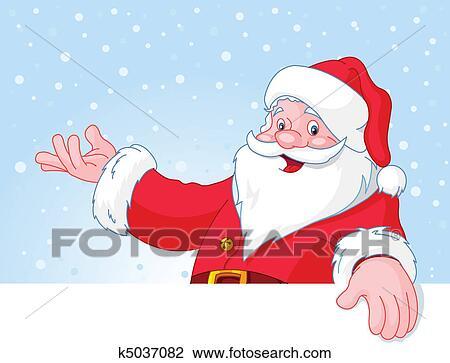 clipart weihnachten weihnachtsmann k5037082 suche. Black Bedroom Furniture Sets. Home Design Ideas