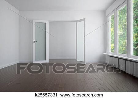 clipart vide appartement k25657331 recherchez des clip arts des illustrations des dessins. Black Bedroom Furniture Sets. Home Design Ideas