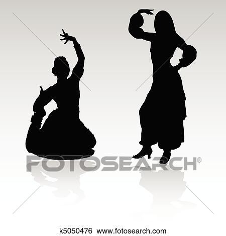 Clip art of indian woman dancing vector silhoue k5050476 search clip art indian woman dancing vector silhoue fotosearch search clipart illustration posters sciox Choice Image