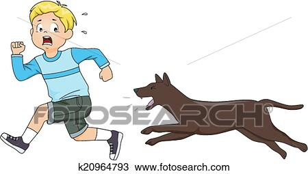 Chasing Something to Tell Clip Art